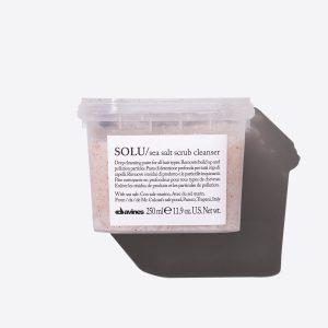 ESSENTIAL HAIRCARE SOLU SOLU Sea Salt Scrub Cleanser